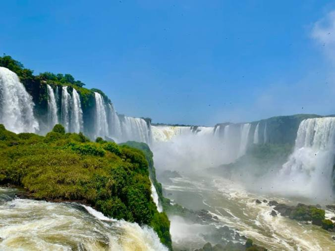 Iguazu - fall