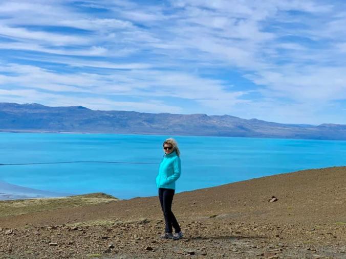 Patagonia - lago argentino
