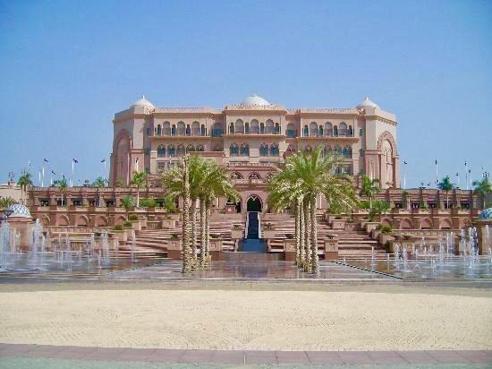 abu dhabi - emirates palace4