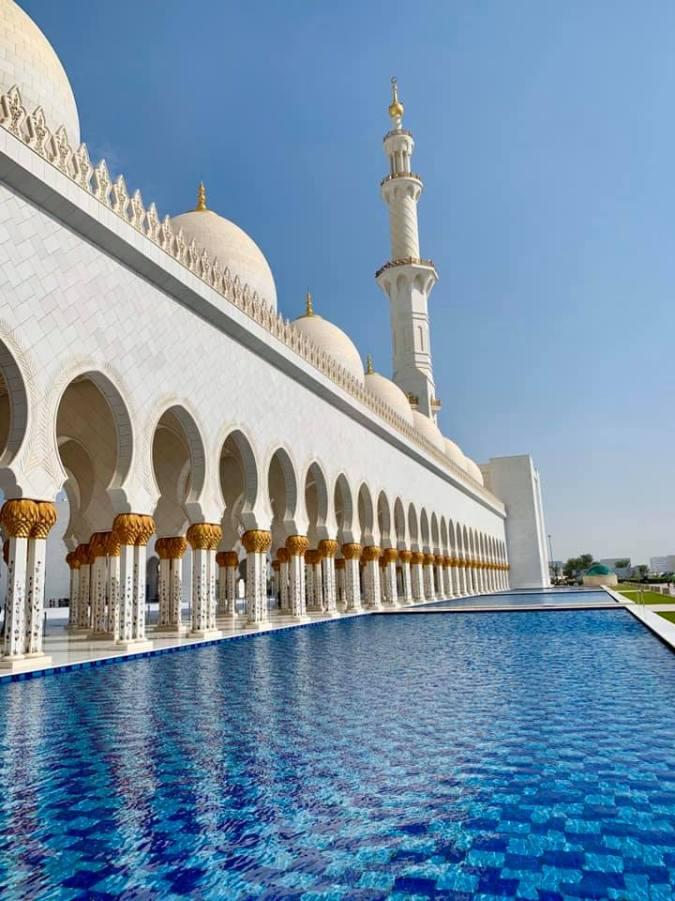 abu dhabi - great mosque1