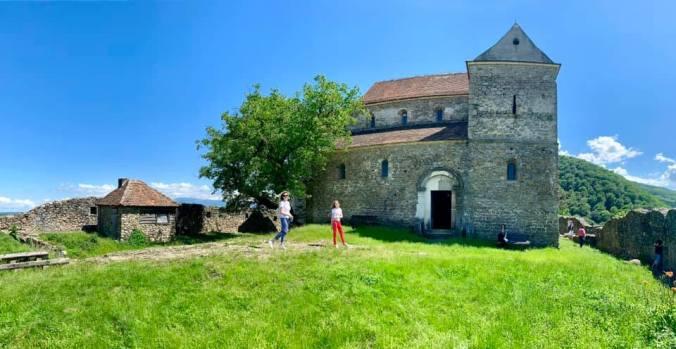 Sibiu - biserica Cisnadioara2