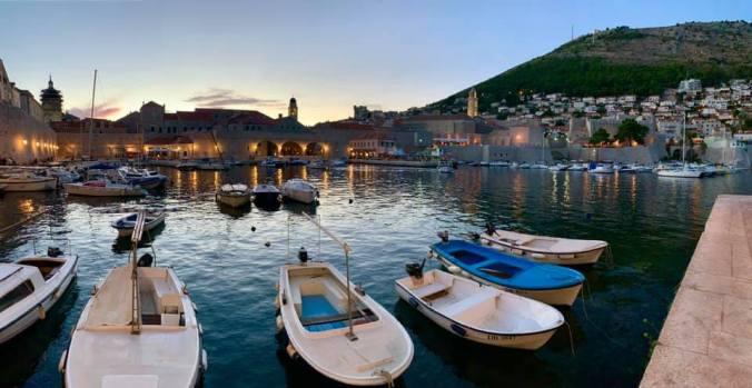 dubrovnik - boats