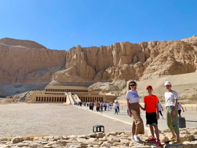 egipt - Hatshepsut temple