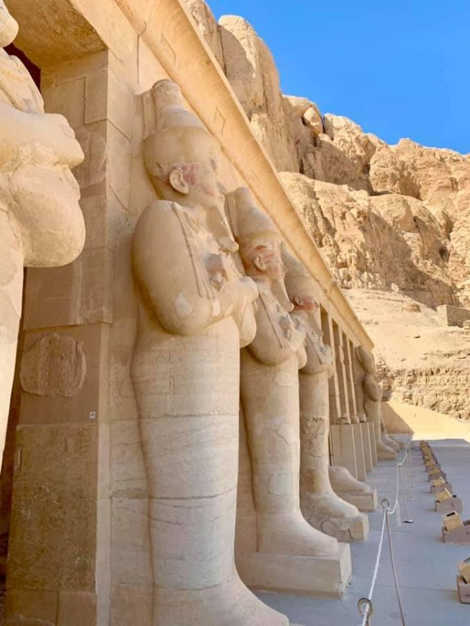 egipt - Hatshepsut temple1