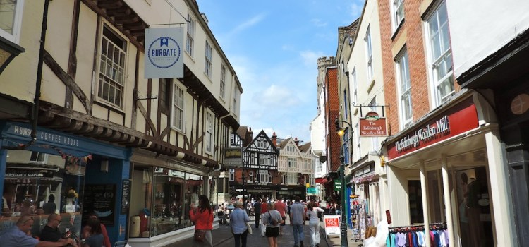 5) Inghilterra 2014 – Racconti di #Canterbury – Parte I