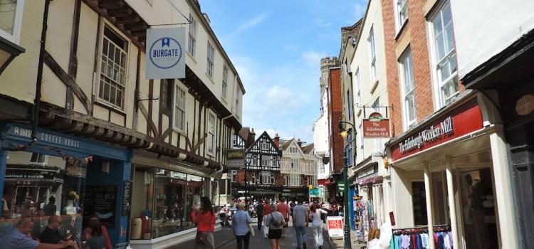 Inghilterra, I Racconti di Canterbury – Parte I