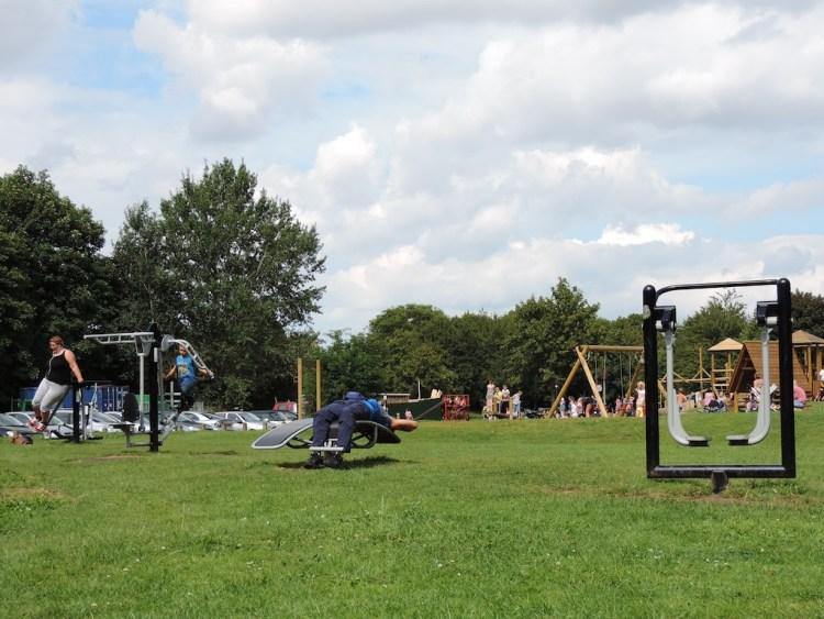 Canterbury i parchi cittadini