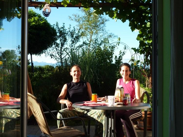 Ebenhofen e la nostra casetta in Baviera
