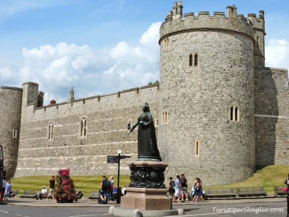 Windsor Castle and Queen Victoria