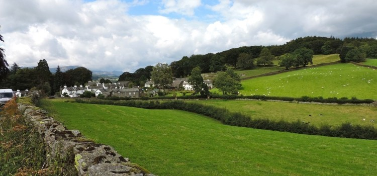 15) Inghilterra 2014 – Lake District: HillTop, Beatrix Potter un'ambientalista anzitempo