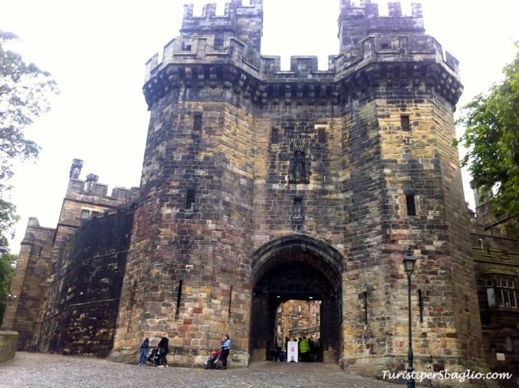 Lancaster - Il Castello