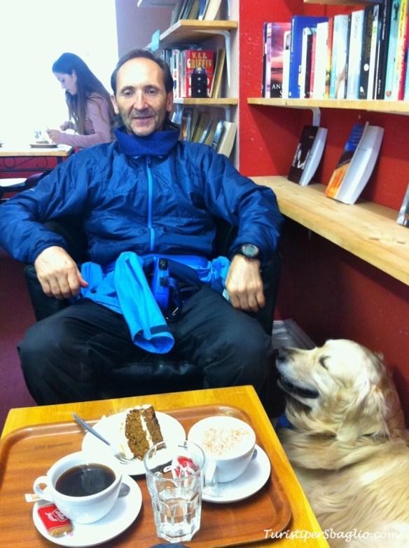 Lancaster - Libreria e caffé, e la nostra adorata Carrot Cake