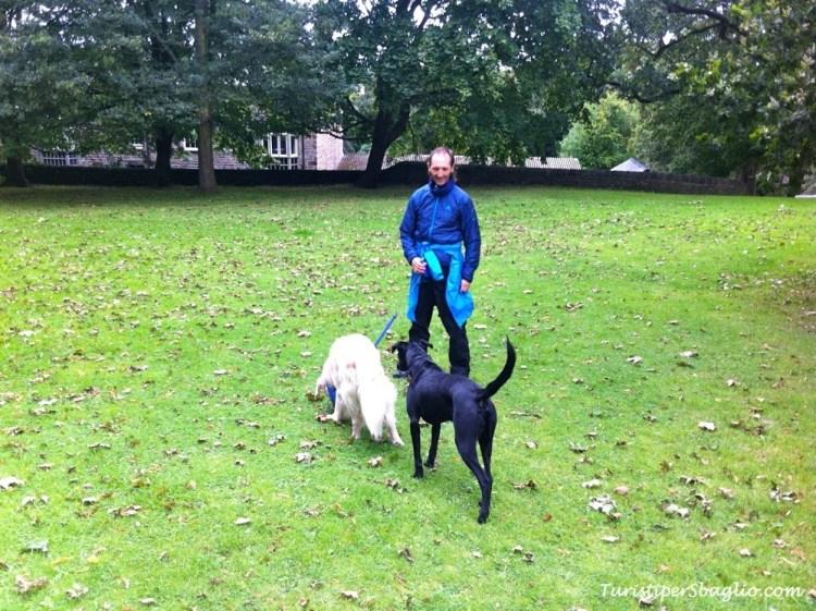 Nuovi amici (e siamo super esperti di ogni area verde/filo d'erba in UK, che non è poco)