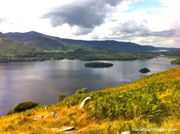 UK 2014 - Lake District Derwent Water, Walla Crag, Keswick - 055_new