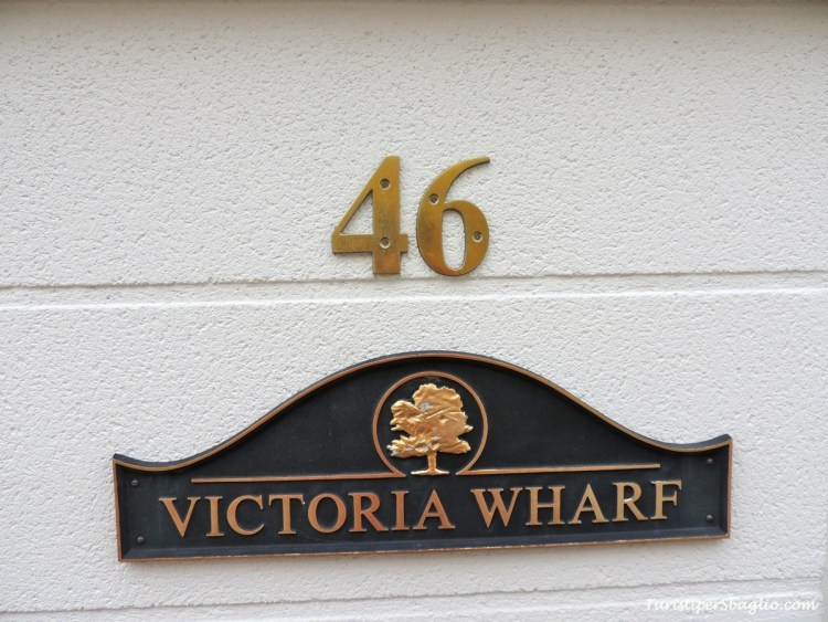 Victoria Wharf Londra