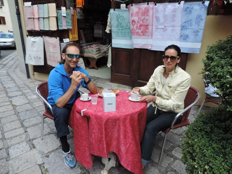 Da Iannini, il nostro caffè preferito nel centro storico di Maratea
