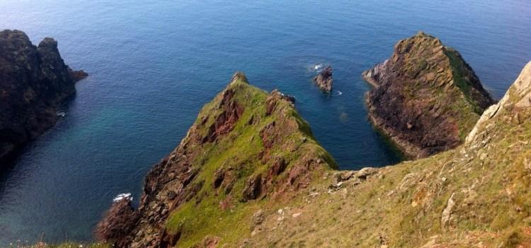 #Devon: trekking sulle scogliere da Salcombe ad Hope Cove