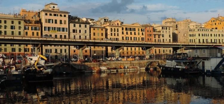 Il Ventre di Genova, Via San Luca, Via del Campo, Via Prè tra i versi di Paolo Conte e Fabrizio De André