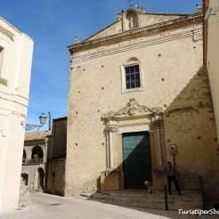 Irsina, Chiesa di San Francesco