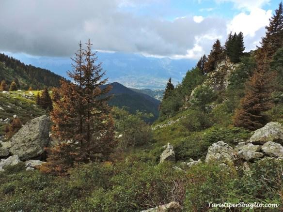 Escursione al lago di Crozet, Grenoble - 008