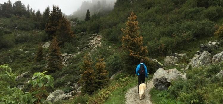 Val d'Isère, escursione al Lac du Crozet