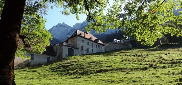 La Val d'Isère e La Grande Chartreuse, l'Eleganza del Riccio e les pieds dans l'eau…