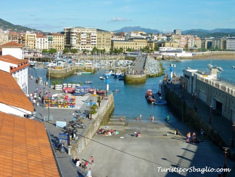 Una giornata a San Sebastian - Paesi Baschi