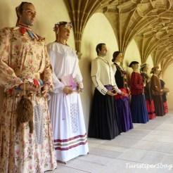 Questi sono alti 4 metri!!! Museo San Telmo - San Sebastian/Donostia