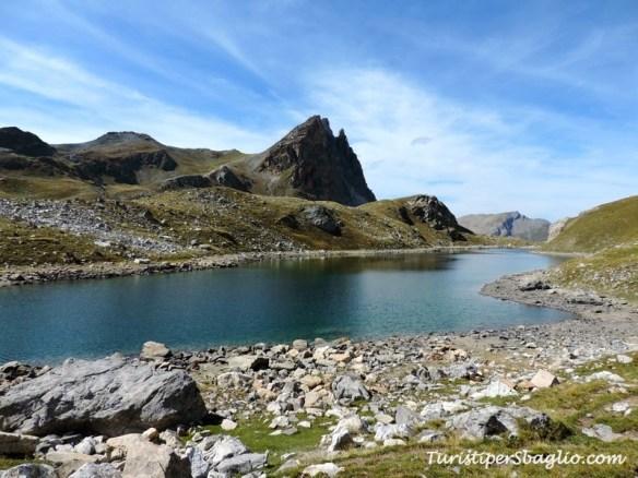 Vallée de l'Ubaye - Lac de Marinet - 094