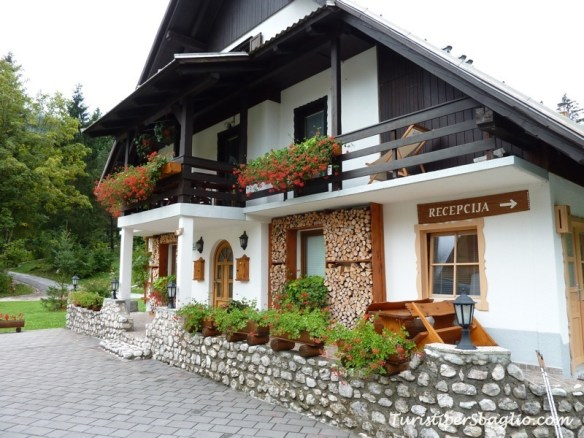 Apart-Hotel Alpik sul Lake Bohinj