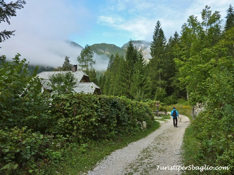 Slovenia, un trekking sul Lago Bohinj da Ukanc al Rifugio Dom na Komni