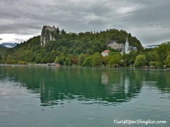Lago di Bled and Bohinj Slovenia - 26
