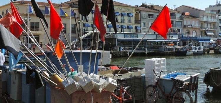 Verso la Linguadoca, la piccola Camargue e le Grau du Roi, porto di pescatori…