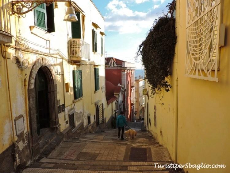 Napoli Calata San Francesco, Salita Tasso e Via Arco Mirelli - 17_new