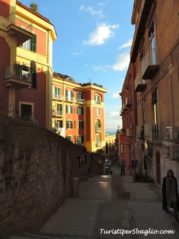 Napoli Calata San Francesco, Salita Tasso e Via Arco Mirelli - 35_new