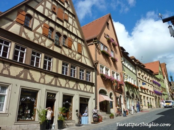 Germania, Rothenburg ob der Tauber - 04_new
