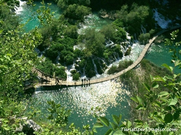 Laghi di Plitivice IP, Parco Nazionale - Croazia - 71