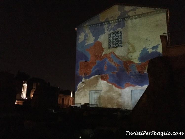 Viaggio nei fori - Roma