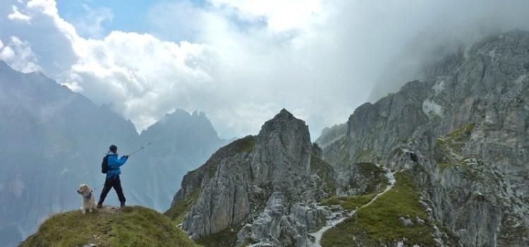 Austria – salire sull'ElferSpitze nella Valle dello Stubai