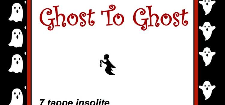 Itinerari fantasma in Basilicata, per voi l'eBook gratuito Basilicata Ghost to Ghost