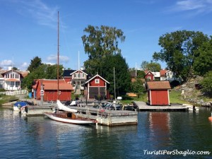 Isola di Moja - Arcipelago di Stoccolma