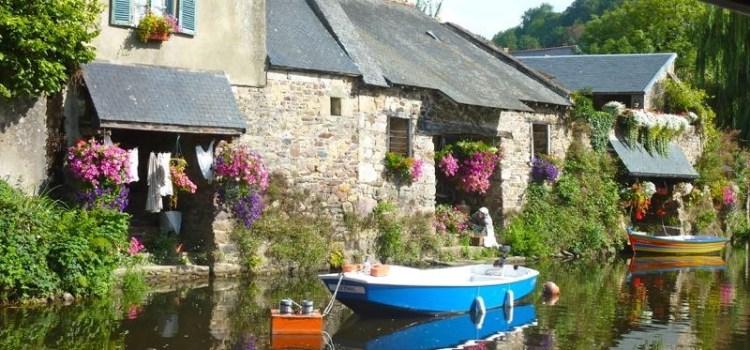 Viaggio in Bretagna: Pontrieux, il Paese delle Lavandaie