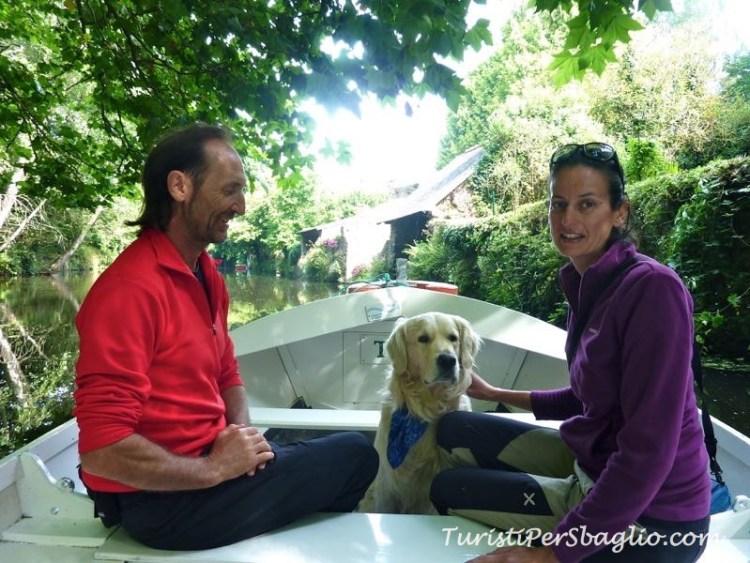 Viaggio in Bretagna Pontrieux, il paese da visitare in barca