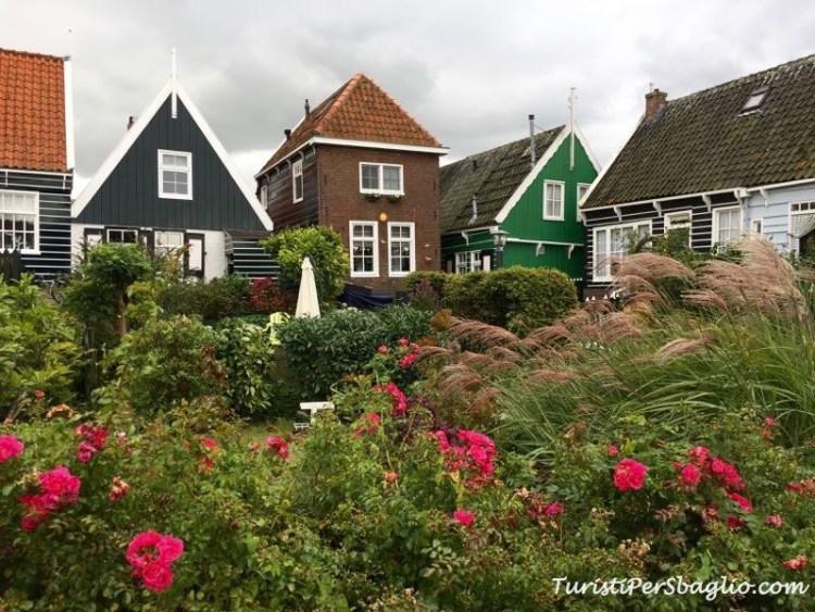 L\'Isola di Marken ed il faro mancato, Amsterdam escursione