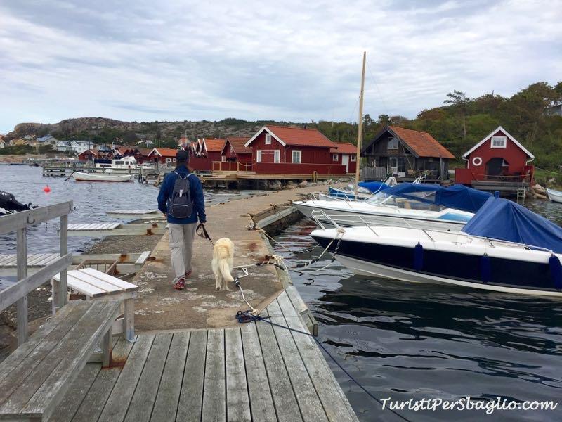 Viaggio a Fjallbacka, sulle tracce di Camilla Lackberg ed un tour tra le isole del Bohuslan
