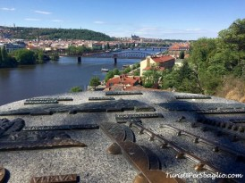 Repubblica Ceca on the road Praga da Vysehrad