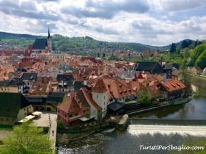 Viaggio in Repubblica Ceca: Cesky Krumlov