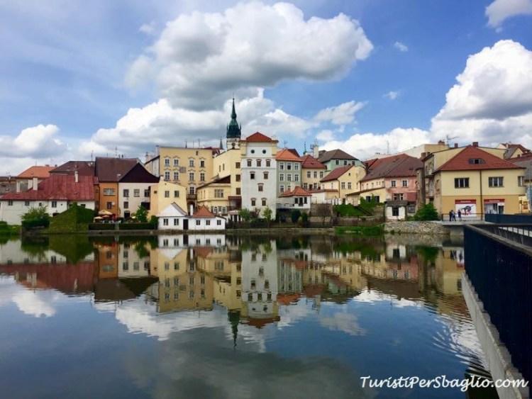 Jindrichuv Hradec Boemia