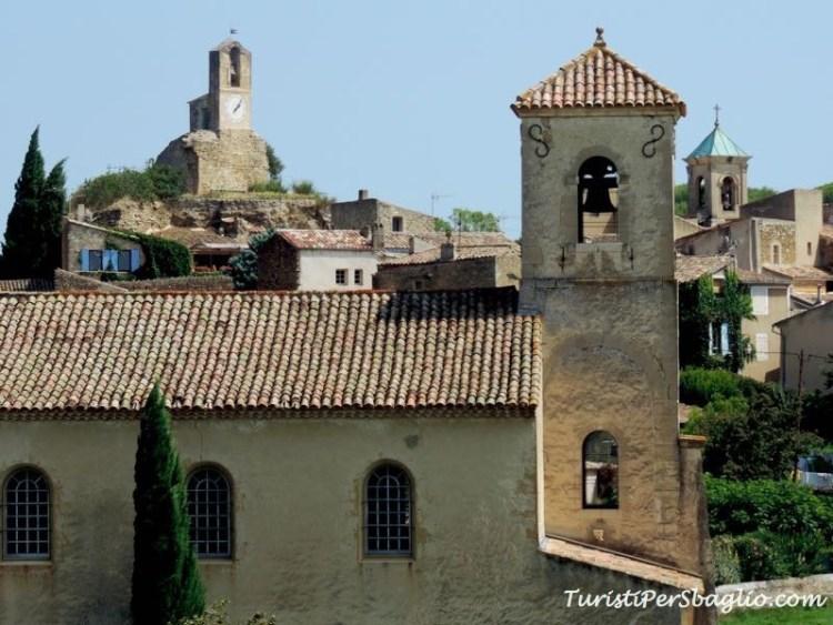 Lourmarin Castello, Provenza