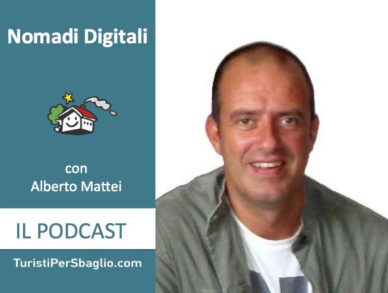 Crearsi un Lavoro come Nomade Digitale: Intervista a Alberto Mattei